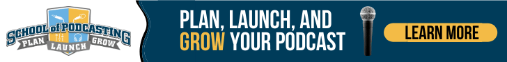 Plan, Launch, Grow Your Podcast 728x90